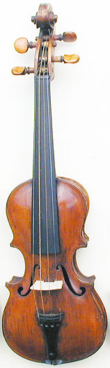 Dancemaster Violin, Pochette, Baroque, 1750s