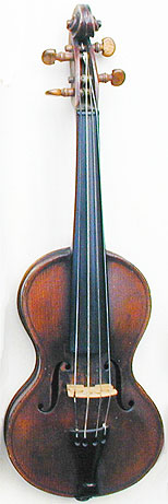 Chanot Type Dancemaster Violin, ~1800