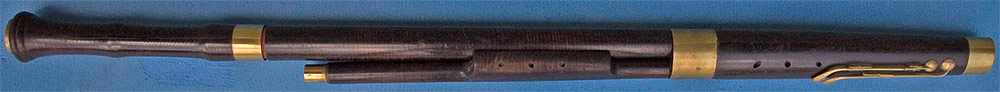 Early Musical Instruments, antique Bassoon by Anonymous