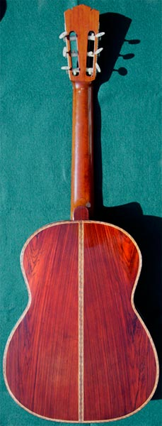 Early Musical Instruments, Classical Guitar by Francisco Simplicio dated 1931