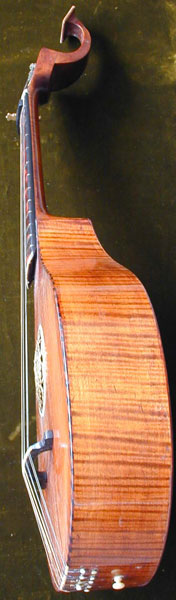 Early Musical Instruments, antique English Guitar by Preston
